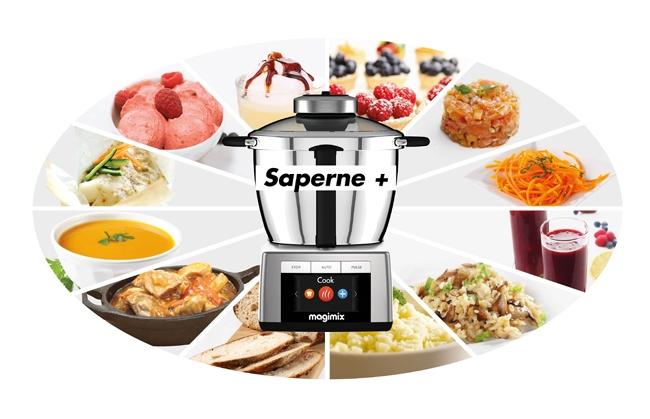 Robot da cucina con cottura - Robot da cucina bialetti ...