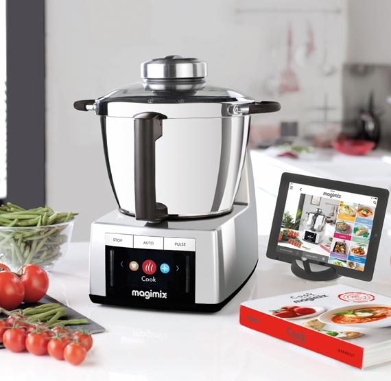 Magimix : Cook Expert, le robot cuiseur multifonction